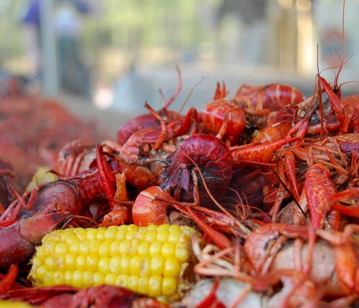 SERVPRO of DTT Crawfish Boil
