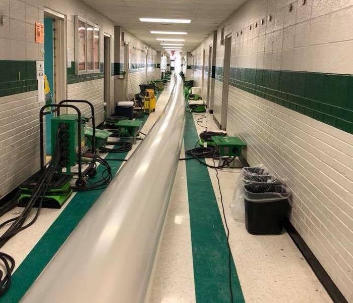 School Water Damage