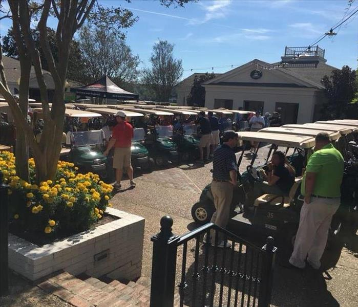 12th Annual SERVPRO Golf Tournament