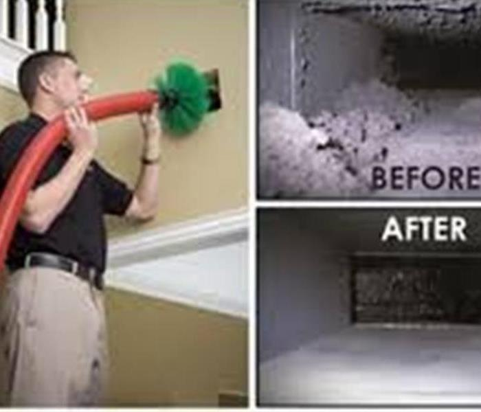 Cleaning Have you had your Ducts Cleaned lately??