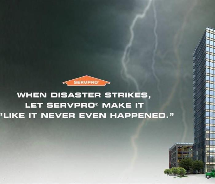 Storm Damage When storms hit Southaven, MS SERVPRO is ready!