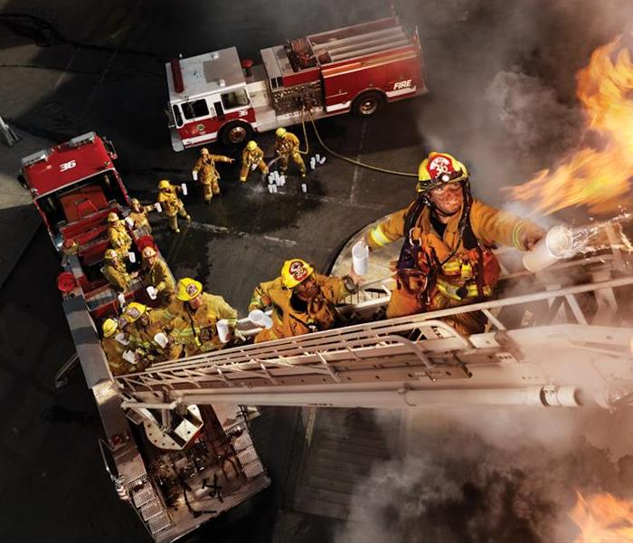 Community It's National Firefighters Day!