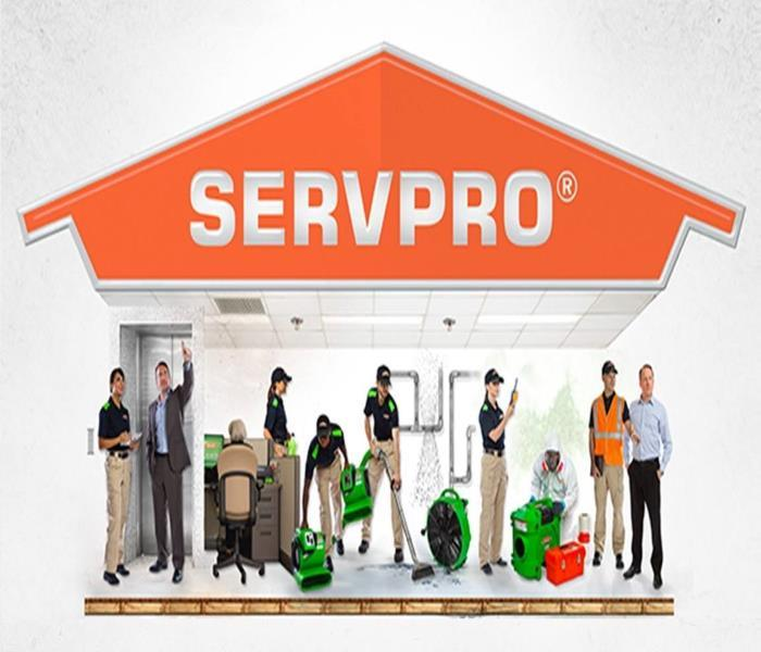 Commercial Call SERVPRO of DTT for your Commerical Spring Cleaning Needs Today!