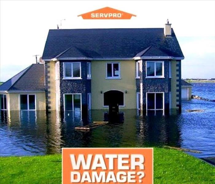 Water Damage Important Information - Water Damages at SERVPRO of DTT