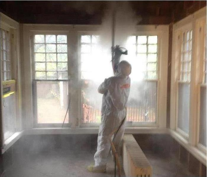 Commercial Dry Ice Blasting