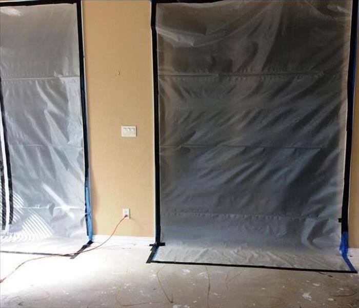 Mold Remediation Containment is Key When Performing Mold Remediation